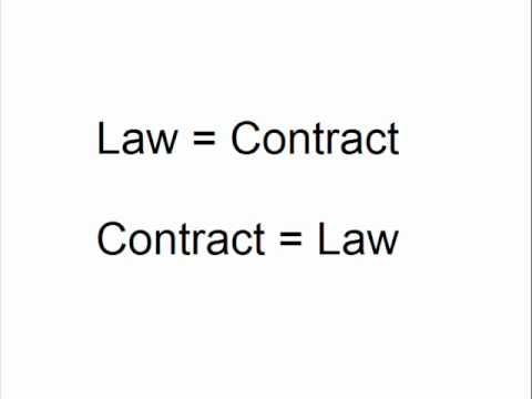 Sovereign Freeman Gordon Hall Pt 2 of 17  on Contracts, Law, Court, Judgements