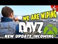 Dayz Xbox Update Character Wipes Plus Latest Base Building/ Vehicles Info