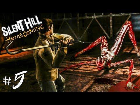 ХОРРОР ИГРА ► Silent Hill: Homecoming Прохождение на русском #5 ► БОСС СКАРЛЕТТ!