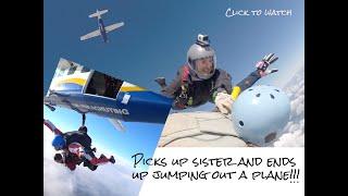 Bank Holiday Freefallin' - Skydiving