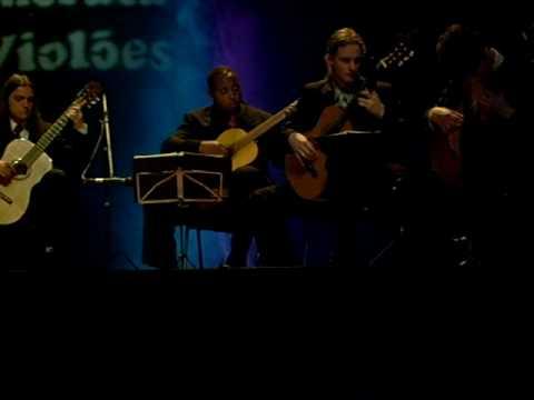 Camerata de Violões Lages - Concerto Primavera - Tango