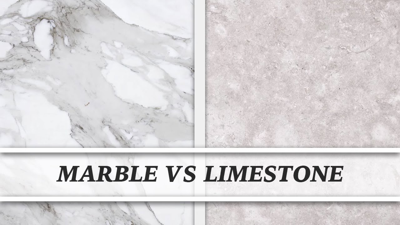 Marble Vs Limestone Countertop Comparison Youtube