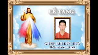 LE TANG ANH GIUSE BUI DUC HUY
