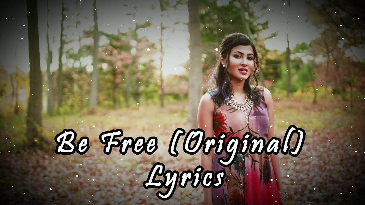 Be Free Pallivaalu Bhadravattakam Lyrics Youtube