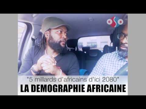 5 MILIARDS D'AMES EN AFRIQUE D'ICI A 2080?