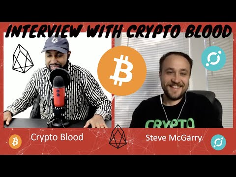 BITCOIN EXCHANGES, DPOS, ICON, MT GOX, INTERVIEW WITH CRYPTO BLOOD