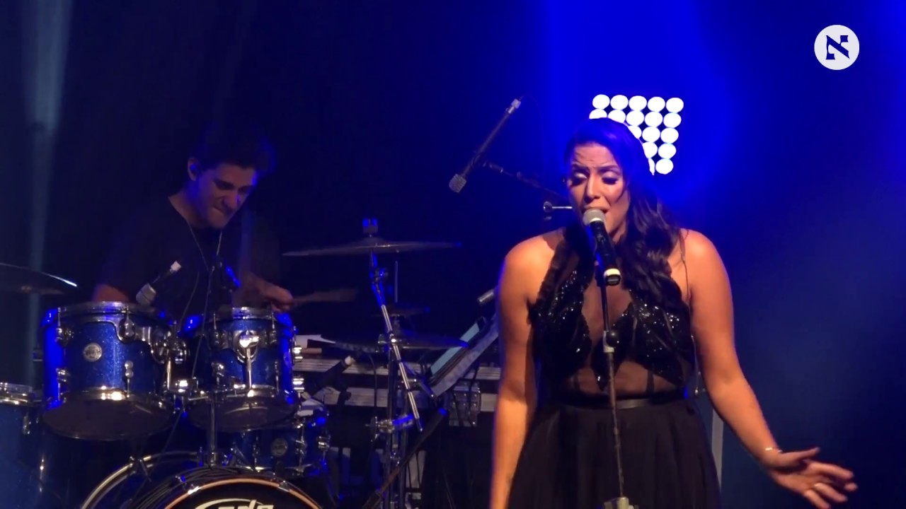 Israeli-Arab singer talks performing in settlement, mixing Arabic and Hebrew
