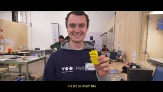 Wheelchair Bag System - 2019 TOM: Melbourne Makeathon