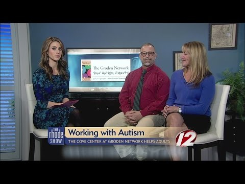 Employment program for adults with autism