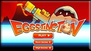 Eggstinction - Game preview / gameplay