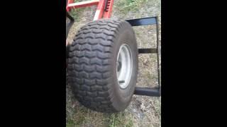 Pro lift Riding Lawn mower lift