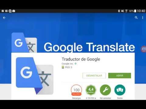Usa El Traductor De Google Sin Salir De La Aplicacion Actual
