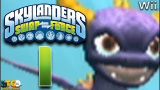 Part 1 (Mount Cloudbreak)  - Skylanders SWAP Force (Wii)