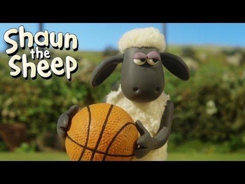 Shaun the Sheep: Championsheeps - Beach Volleyball (OFFICIAL VIDEO)