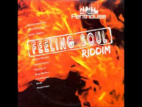 Feeling Soul Riddim 1991 penthouse Music Mix By Djeasy