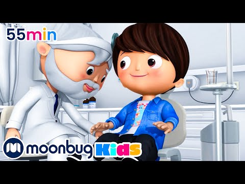 Going To The Dentist Song | And Lots More Original Songs | From LBB Junior!