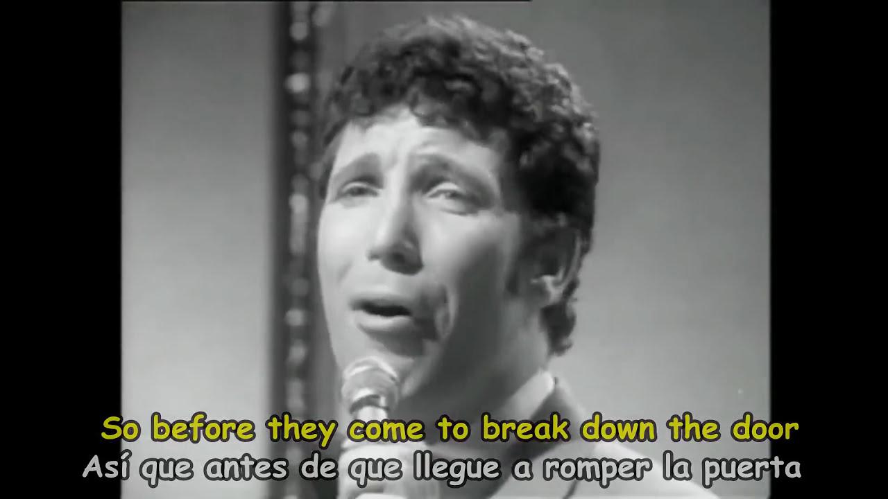 """Download Tom Jones """"Delilah""""  (1968)  Subtitulado en Inglés y Español"""