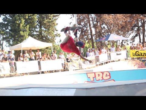 BACKFLIP to NOSEPICK !!! skateboard !!! DANNY LEON