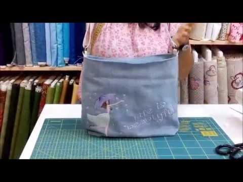 prezzo di fabbrica fd7ee 18531 Tutorial Borsa Jeans - YouTube