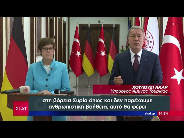 Απειλεί την Ευρώπη με το μεταναστευτικό η Τουρκία   Ειδήσεις   19/06/2021