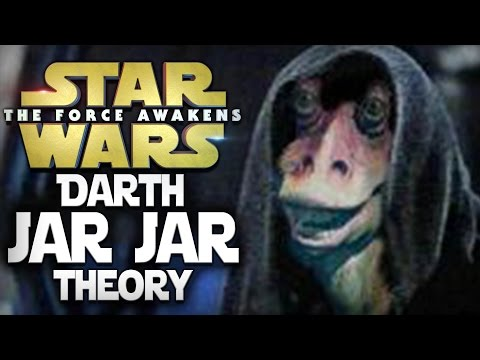 Jar Jar Binks an Evil Sith Mastermind Theory [Dash Star]