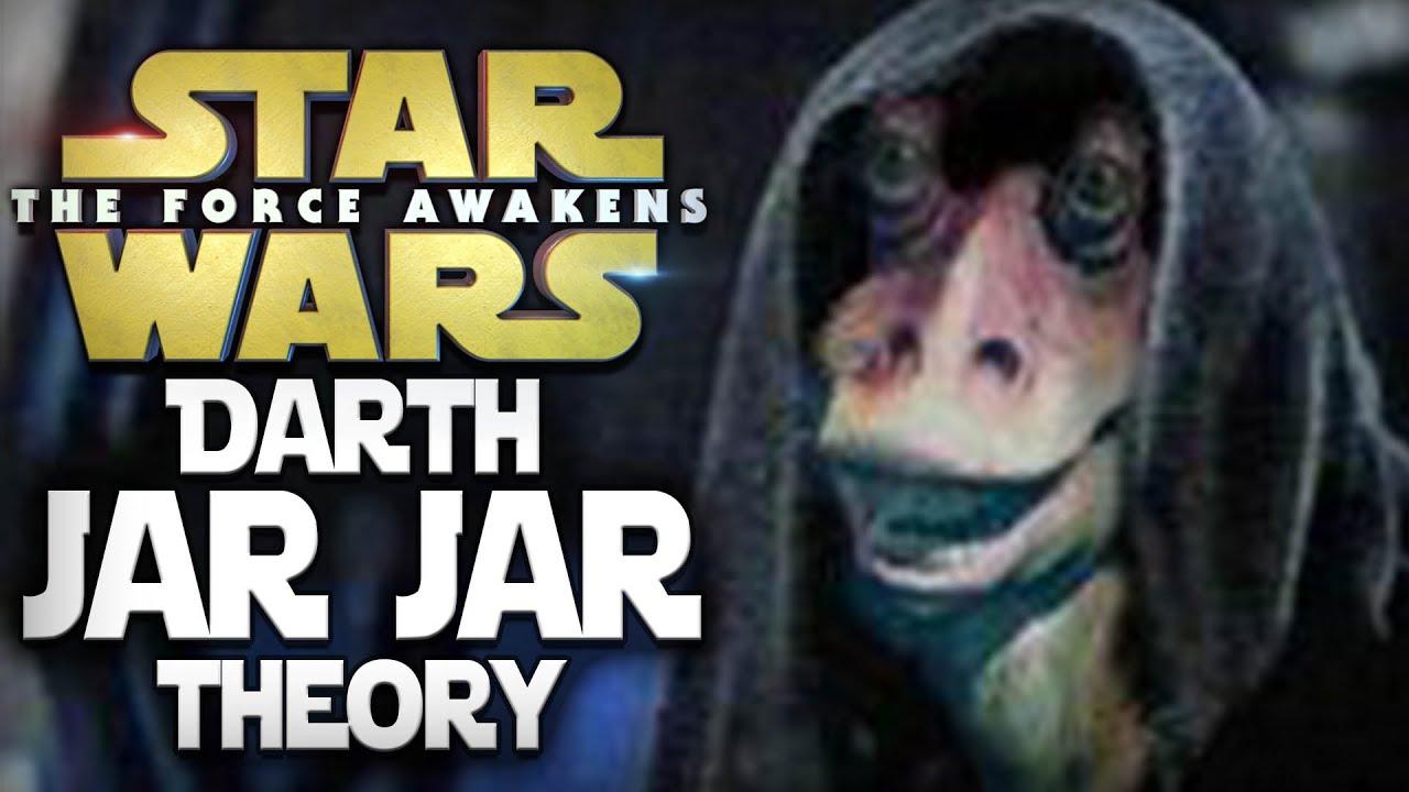 wars theory binks jar star jar