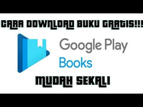Cara Ebook Gratis Dari Google Books