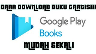 Gambar cover DOWNLOAD BUKU Gratis Di Google Books
