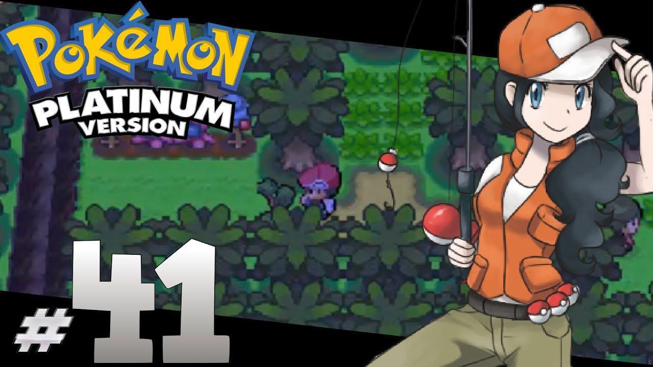 Pokemon: Platinum - Tam Çözüm#41 : Survival Area
