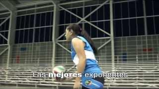 II Campeonato Infantil Suramericano de Voleibol Femenino en Popayán