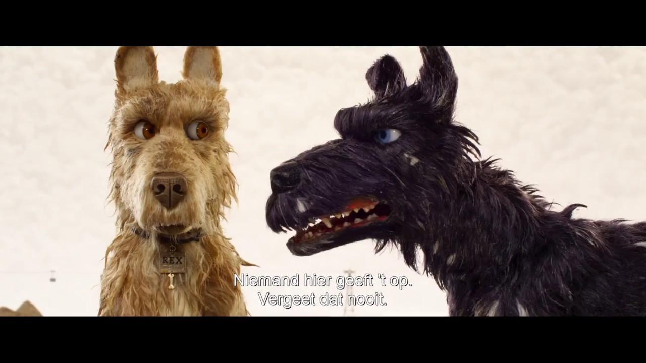 Isle of Dogs   Officiële Trailer 1 NL Ondertiteld   10 mei in de bioscoop
