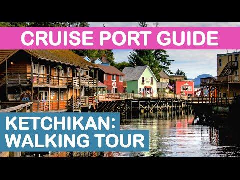 Ketchikan, Alaska Cruise Port Guide: Downtown Walking Tour