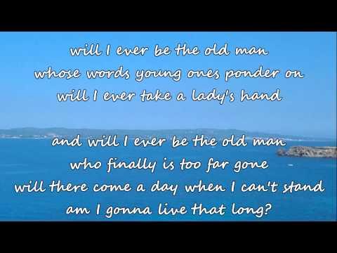 Clint Black - The Old Man (with lyrics)