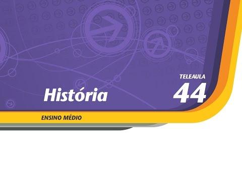 44 - O Imperialismo - História - Ens. Médio - Telecurso