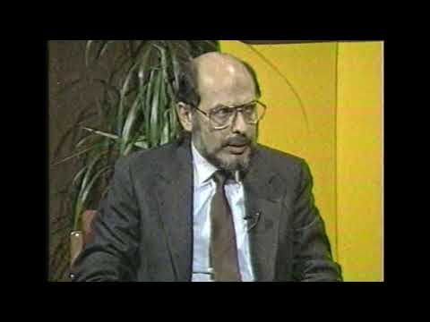 Louis B Rosenberg of Mitchell Associates and Thorp Moeckel of Moeckel Carbonell Assoc. - 1/17/1985