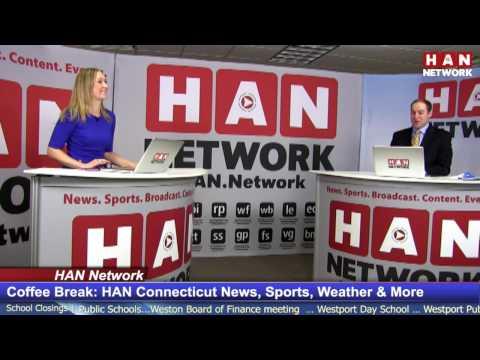 Coffee Break: HAN Connecticut News 2.9.17