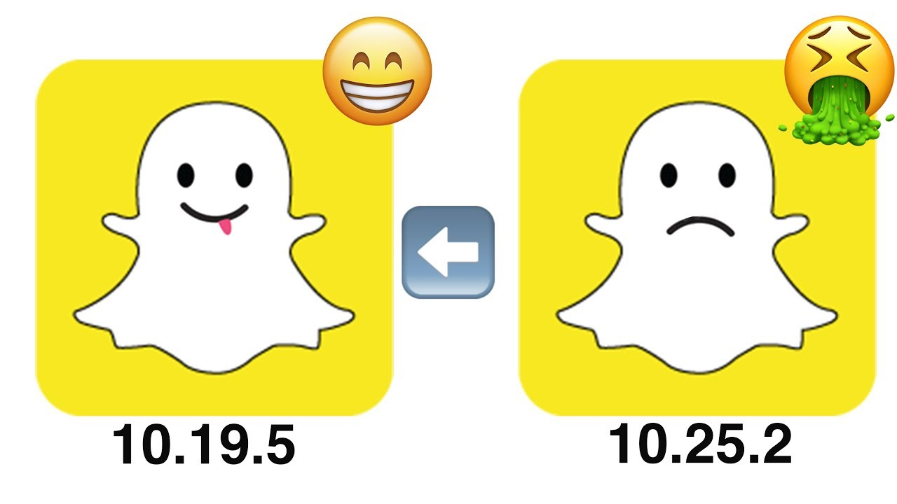 How To Get The Old Snapchat Back