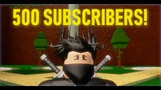 😲 500 SUBSCRIBERS!!! (CODE + COMPETITION)😲| Roblox Build a Boat
