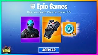 HOW TO GET NEW HOME PACK in Fortnite (Skin Cobalt)