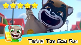 Talking Tom Gold Run Day59 Walkthrough Fly Through Space Recommend index five stars