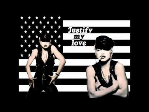 Madonna Justify My Love (William Orbit 12'' Mix)