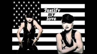 Madonna Justify My Love (William Orbit 12