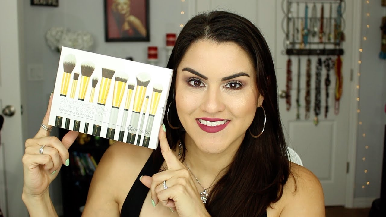17f202b49bf3 BH Cosmetics Sculpt and Blend 3 Review   Comparison - YouTube