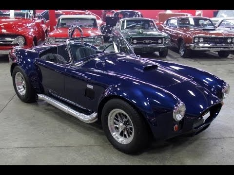 1965 Shelby Cobra Replica Big and Tall For Sale