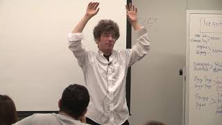 James Altucher, Guest Lecture 8/16/17 Columbia SPS