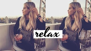pilates, target with momma bear & how I relax/relieve anxiety | DailyPolina