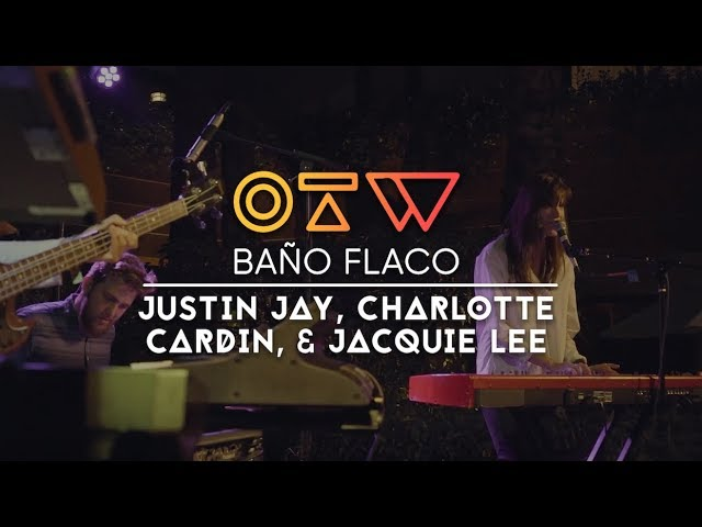Justin Jay, Charlotte Cardin, and Jacquie Lee | Baño Flaco (October Recap) #1