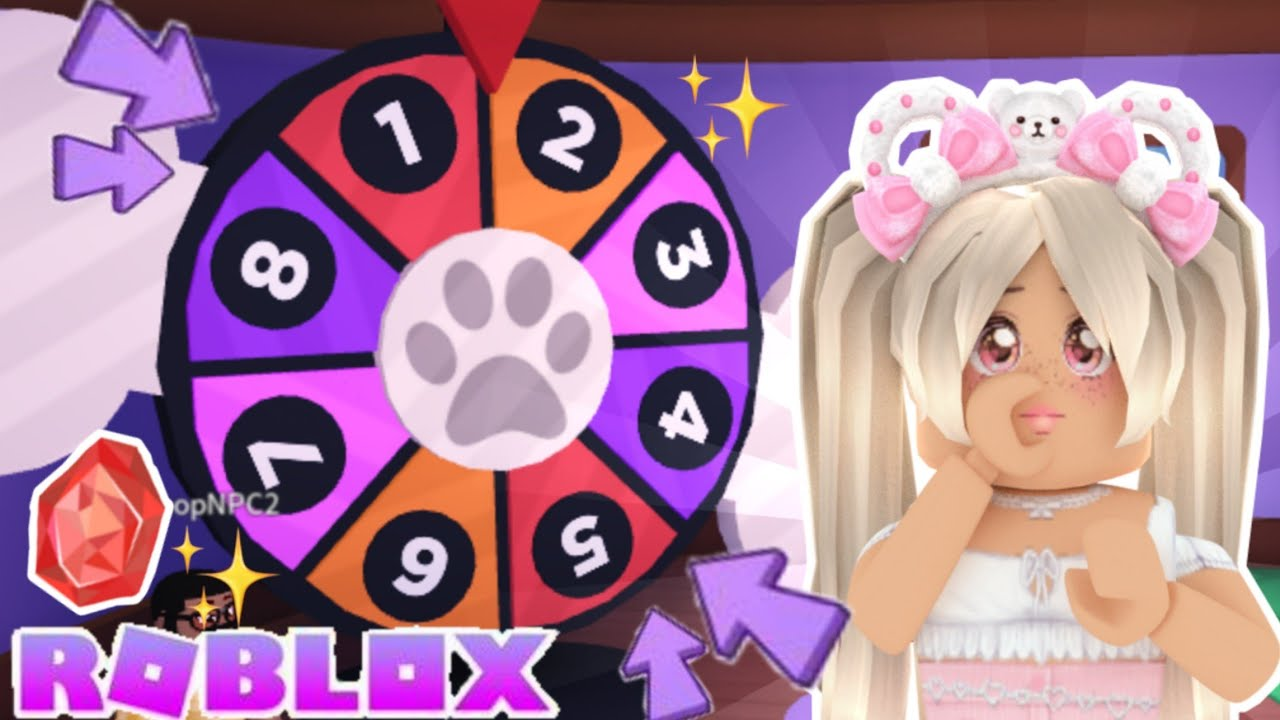 Spinning The Wheel 18 Times! | ROBLOX Overlook Bay