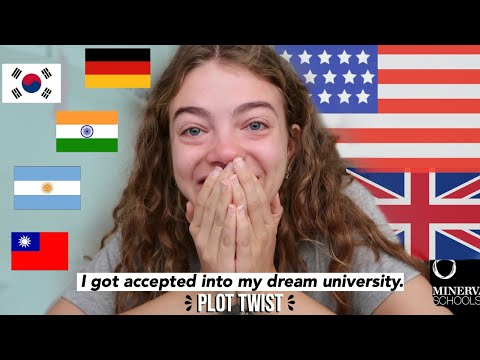 PLOT TWIST: i'm now going to uni in 7 countries.