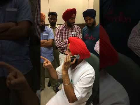 Simarjeet Singh Sir trying to clean the Corruption in Passport Office Ludhiana